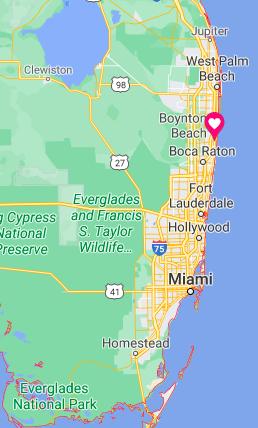 South Florida - Palm Beach, Broward, Dade Counties